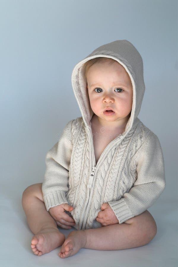Bebê da camisola imagens de stock royalty free