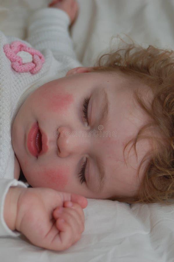 Bebê de sono fotos de stock royalty free