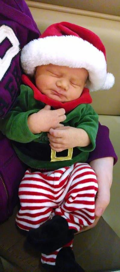 Bebê do duende foto de stock royalty free