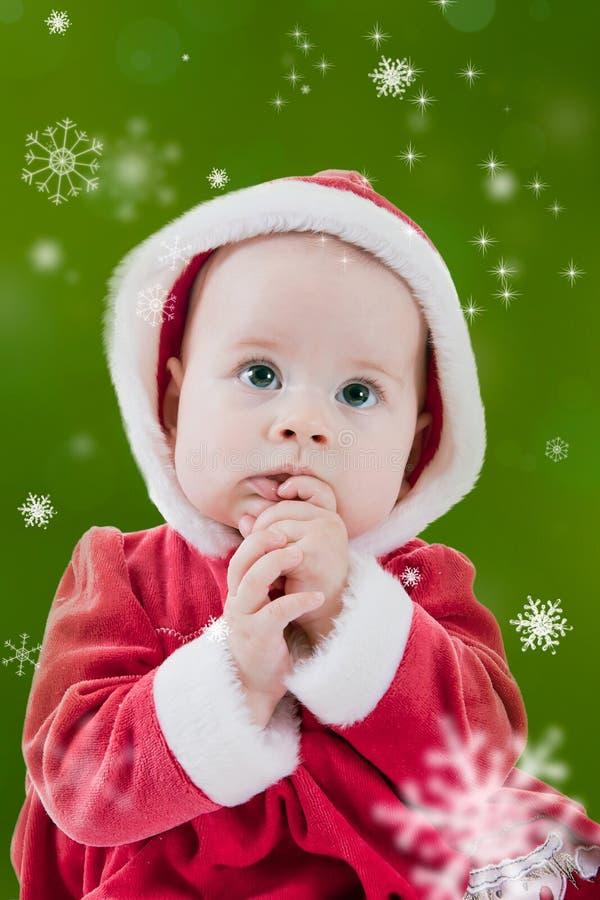 Bebê doce foto de stock