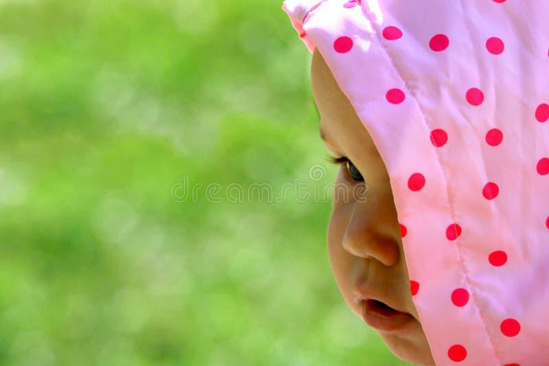 Bebê encantador imagem de stock royalty free