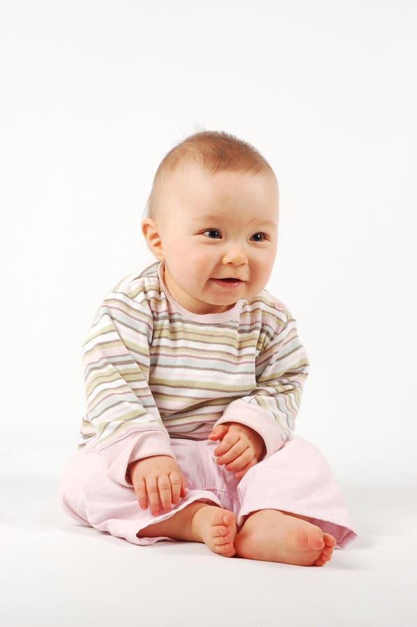 Bebê feliz #25 imagem de stock royalty free