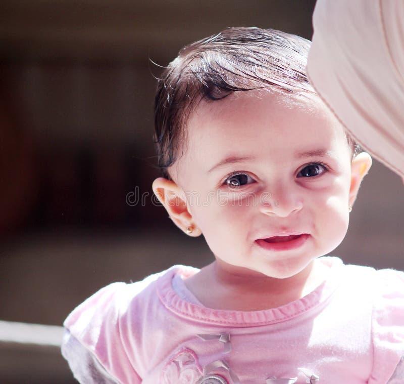 Bebê girl foto de stock royalty free