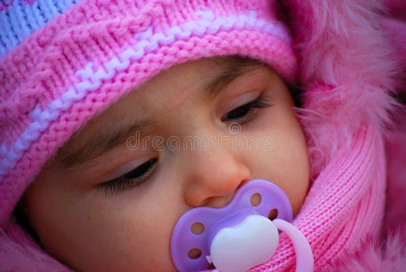 Bebê Maria imagem de stock royalty free