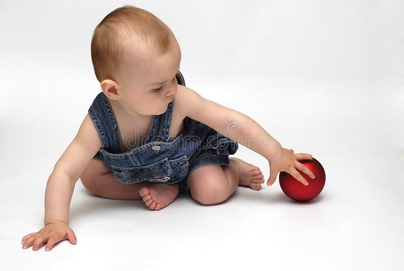 Bebê no jogo imagem de stock royalty free