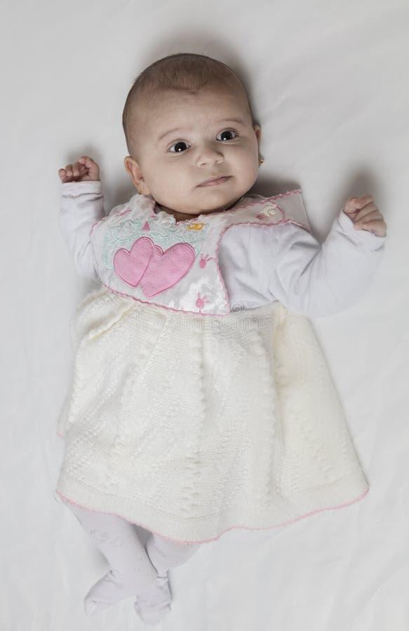 Bebê pequeno imagem de stock
