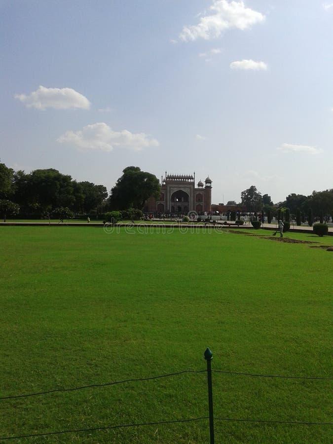 Bebê Taj Mahal foto de stock royalty free