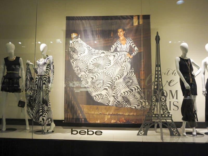 Bebe Store photo stock