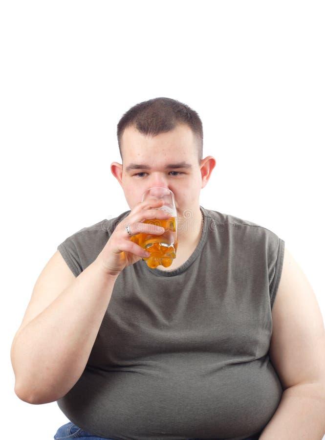 Download Bebedor de la cerveza imagen de archivo. Imagen de lager - 7277735