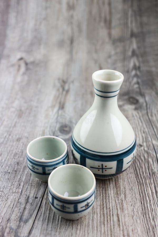 Beber japonês da causa imagem de stock royalty free
