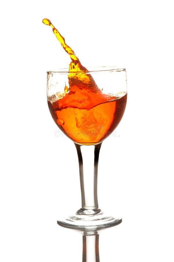 Bebida imagen de archivo libre de regalías