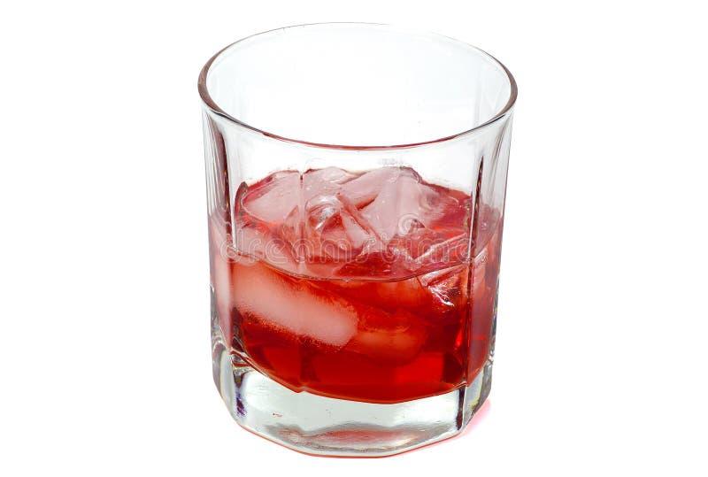 Download Bebida imagem de stock. Imagem de fresco, vidro, frio, gelo - 63635