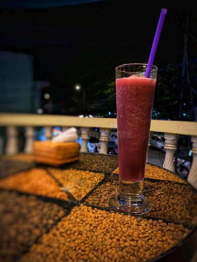 Bebida congelada fotografía de archivo