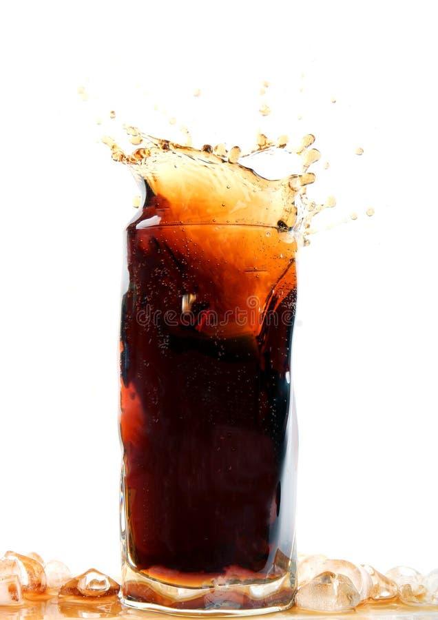 Bebida da cola fotos de stock