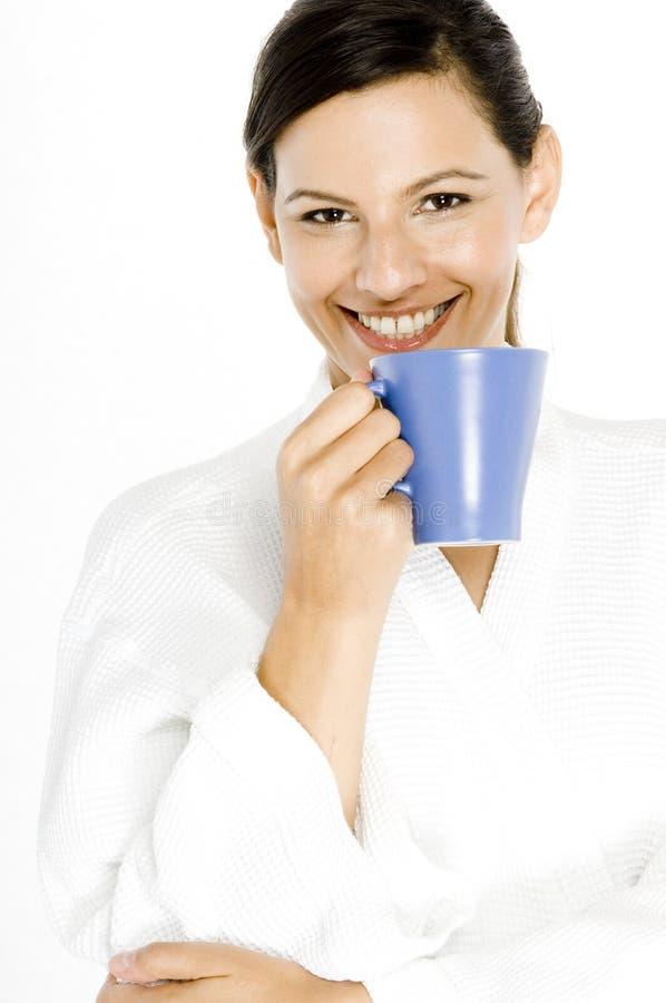 Bebida da manhã imagem de stock