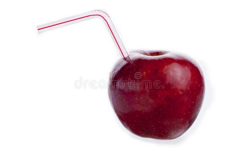 Bebida de Apple imagens de stock royalty free
