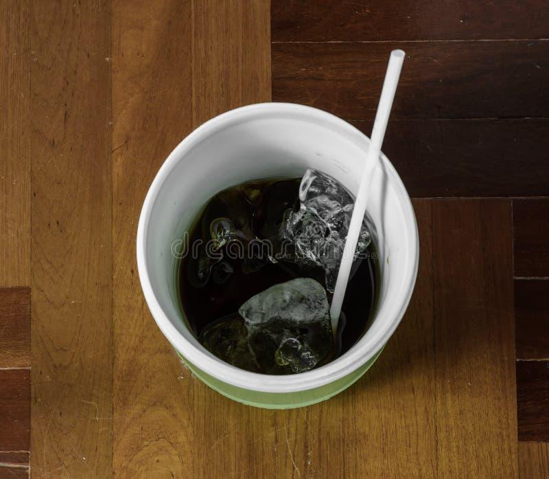 Bebida de la agua fría foto de archivo libre de regalías