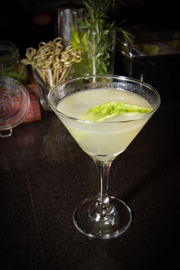Bebida de la barra del alcohol del cóctel fotografía de archivo