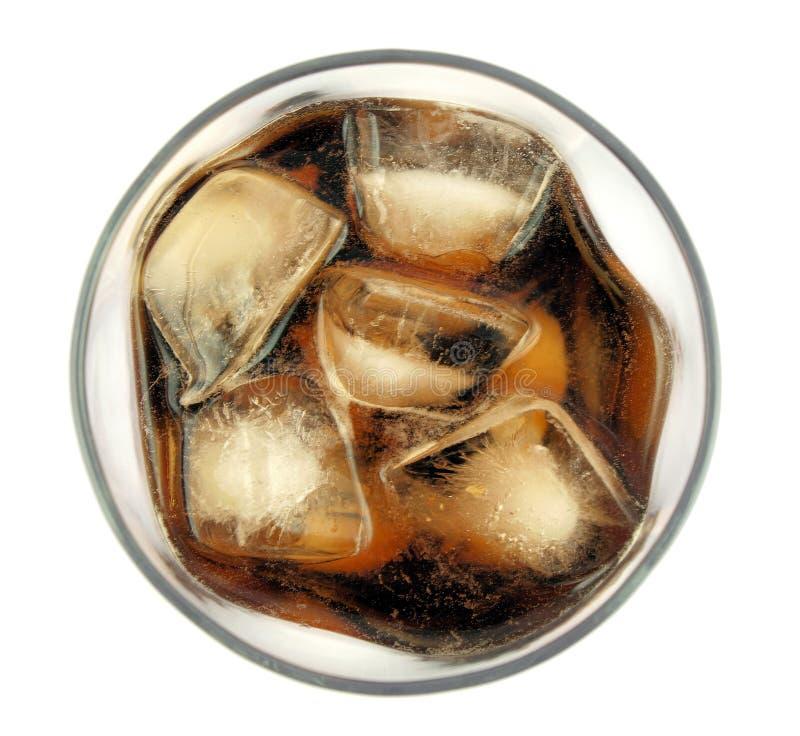 Bebida de la cola imagen de archivo