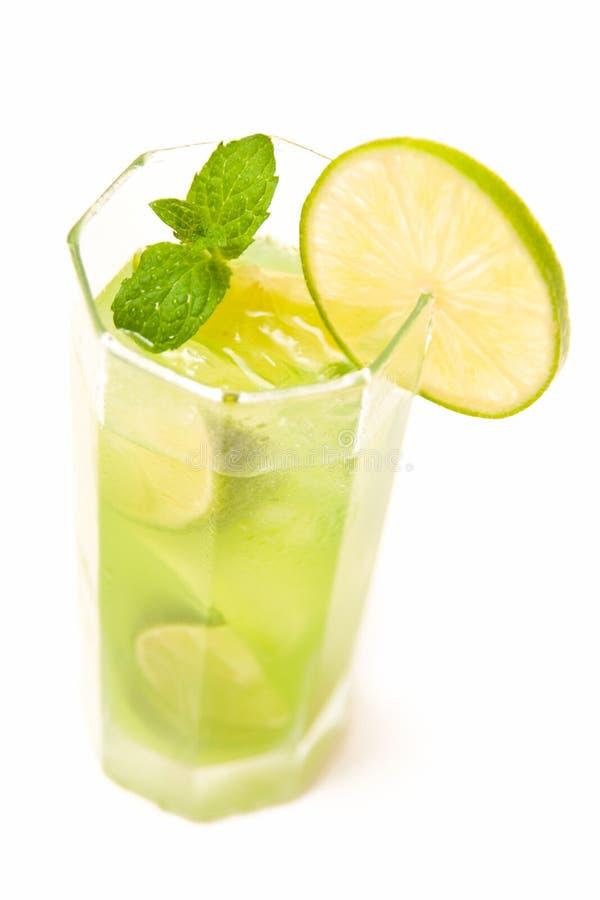 Bebida de refrescamento fotografia de stock royalty free