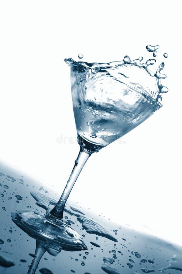 Bebida del agua foto de archivo