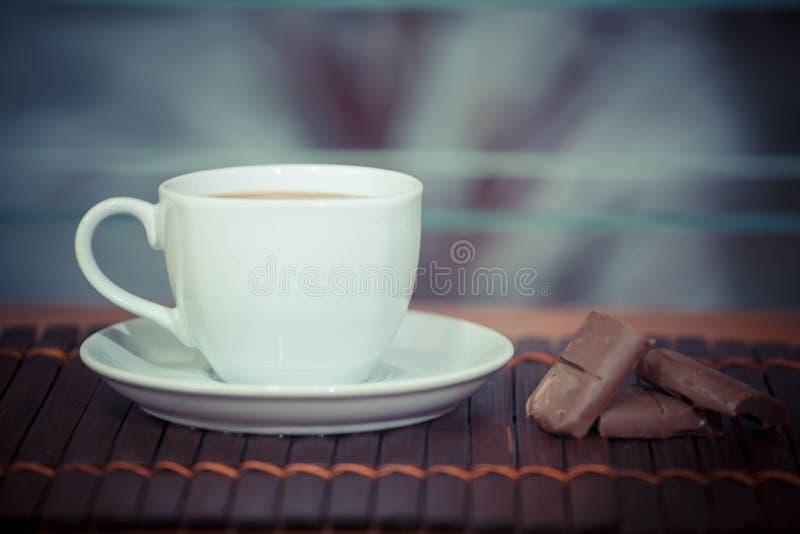 Bebida del chocolate caliente fotografía de archivo libre de regalías
