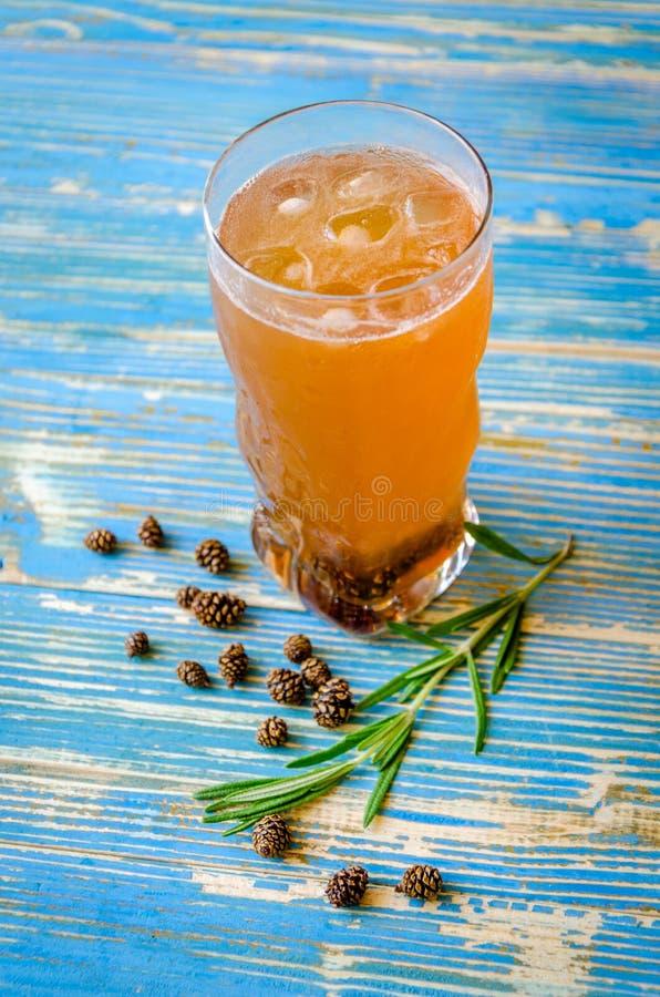 Bebida deliciosa fría fotografía de archivo
