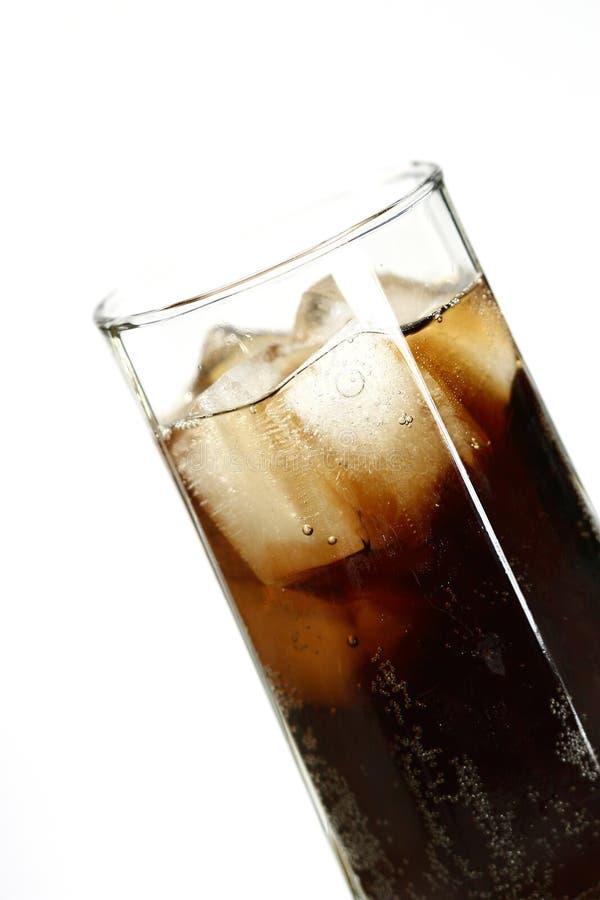 Bebida do gelo fotografia de stock