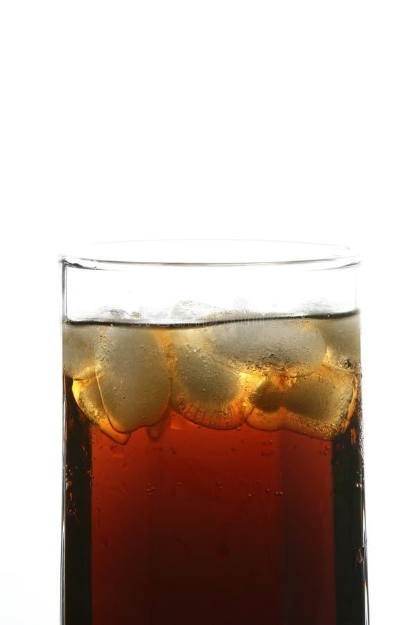 Bebida do gelo foto de stock royalty free