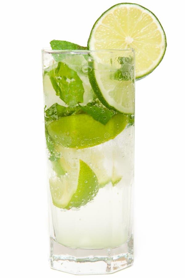 Download Bebida fría de Mojito imagen de archivo. Imagen de cristal - 7277799
