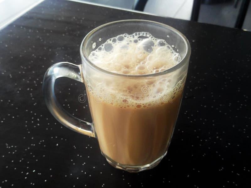 Bebida malaia da assinatura chamada 'O TARIK ' fotos de stock royalty free