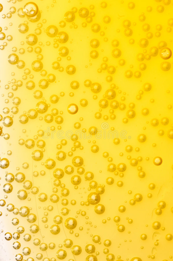 Bebida Sparkling foto de stock