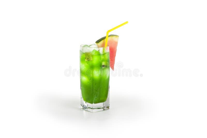 Bebida verde foto de archivo