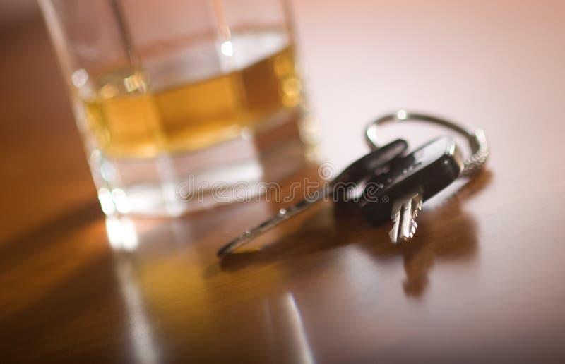 Bebida y mecanismo impulsor foto de archivo