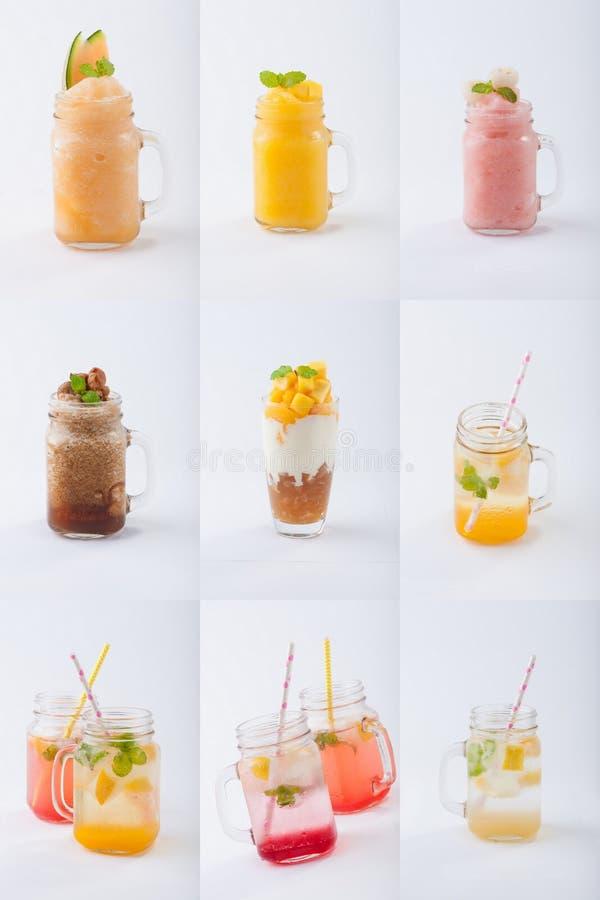 bebidas imagenes de archivo