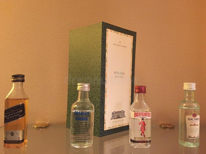 bebidas fotografía de archivo