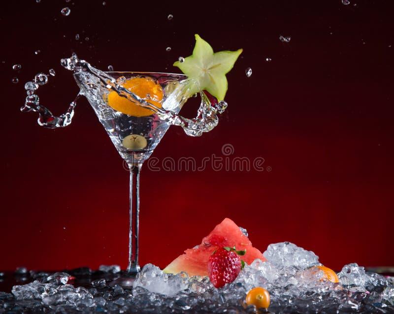 Bebidas del verano imágenes de archivo libres de regalías