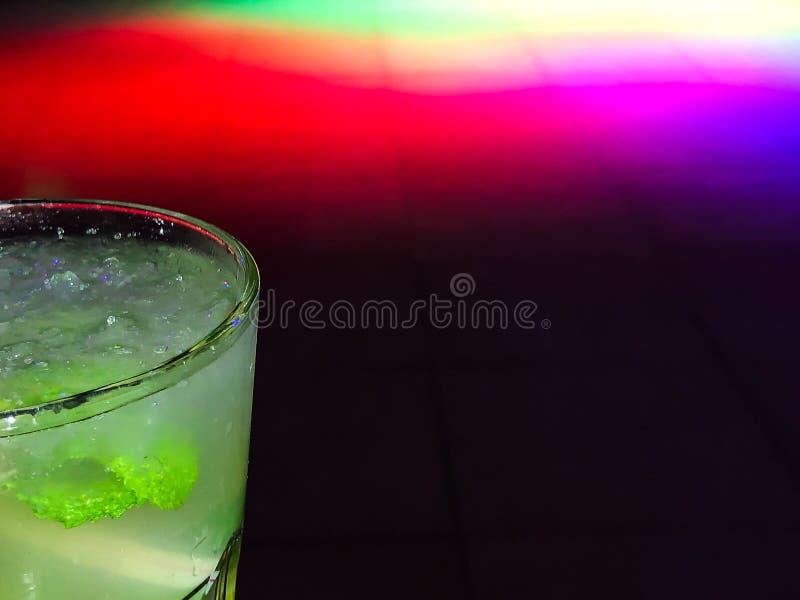 Bebidas do partido de Mojito imagem de stock royalty free