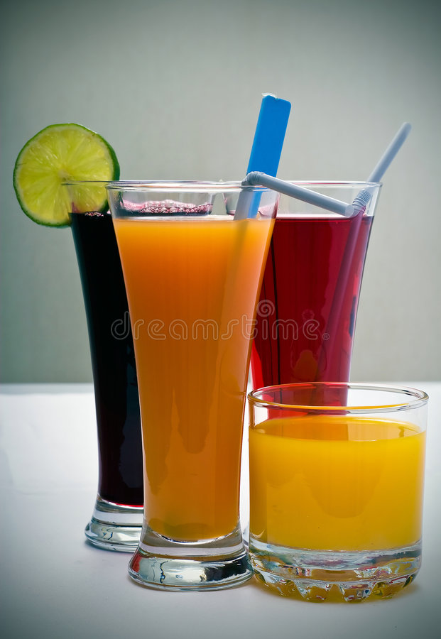 Bebidas frescas fotos de stock royalty free