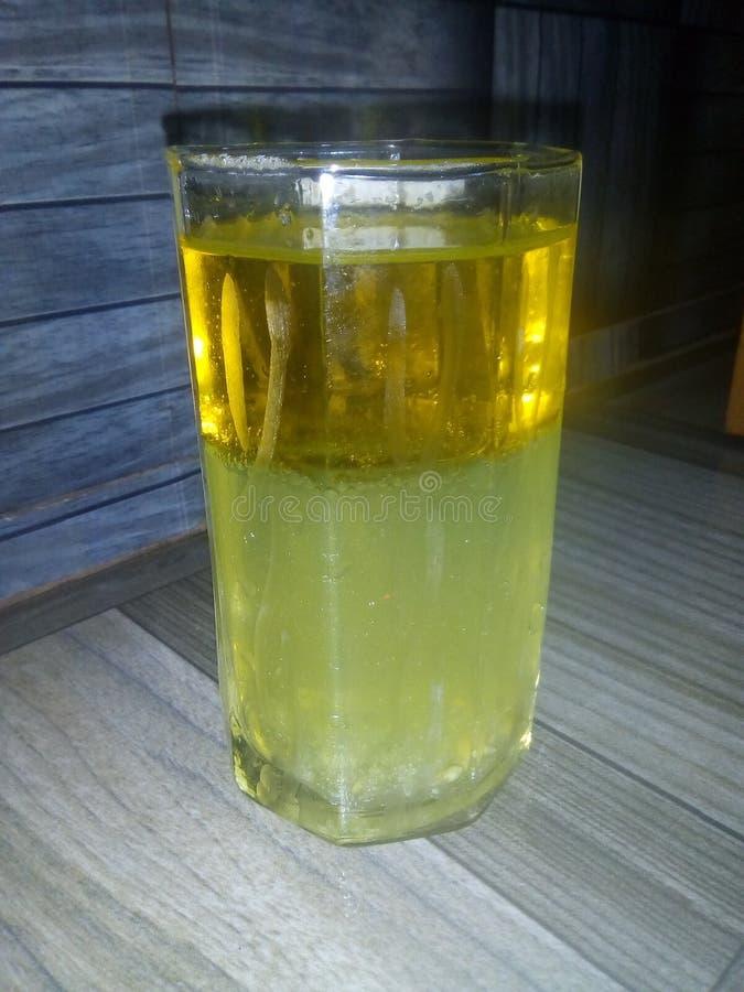 Bebidas frescas especiais Ramadan Kareem imagem de stock royalty free