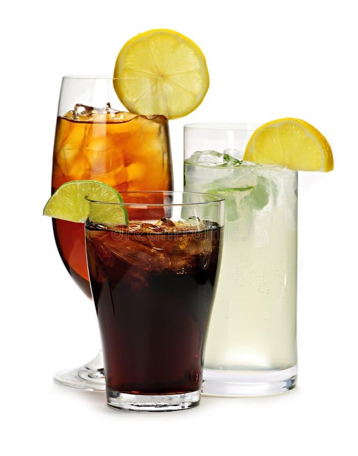 Bebidas no alcohólicas foto de archivo