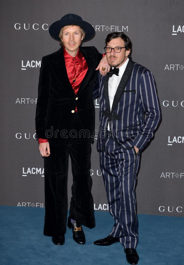 Beck & Guest photo stock