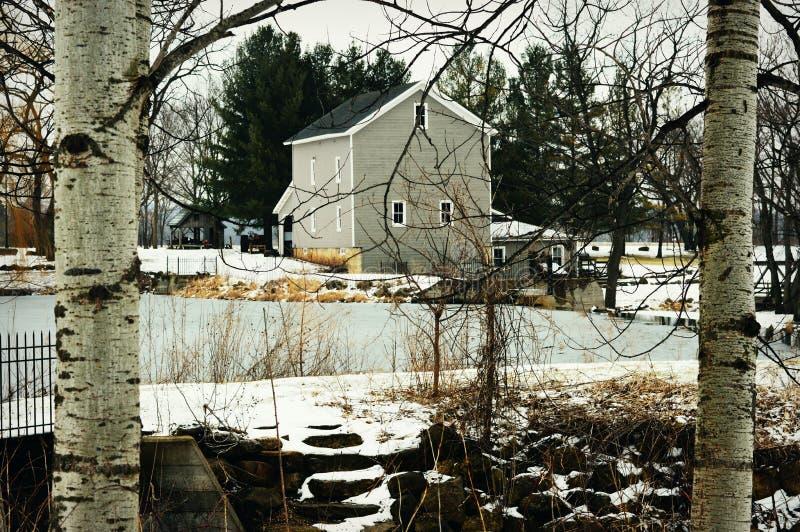 Beckman Mill stock photos