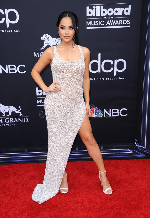 Becky G images stock