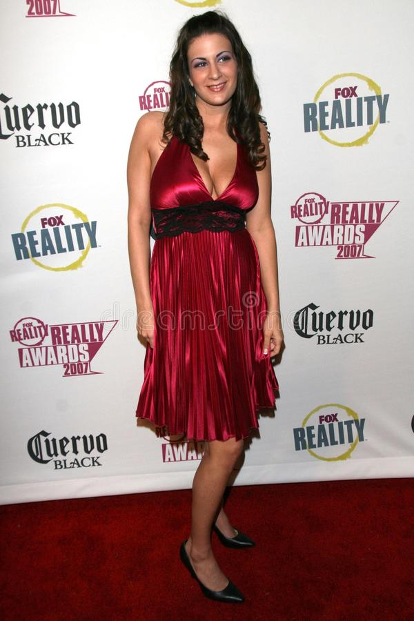 Download Becky Johnston At The FOX Reality Channel Really Awards 2007. Boulevard3, Hollywood, CA. 10-02-07 Editorial Image - Image: 23927910