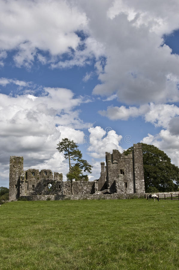 Download Bective Abbey stock image. Image of europe, architecture - 26080579