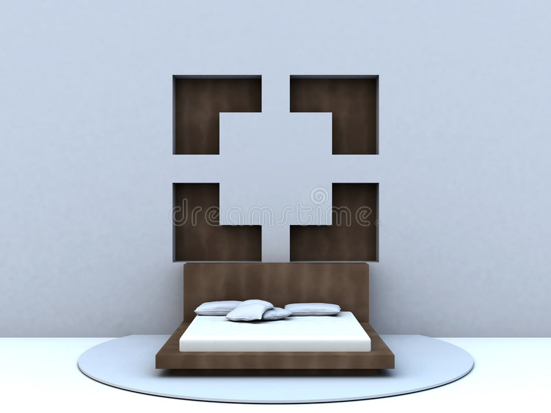 Download Bed Royalty Free Stock Images - Image: 1604409