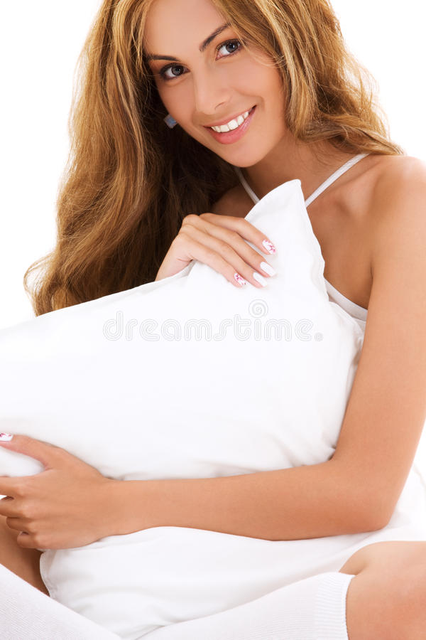 In bed stock photos