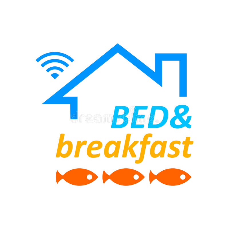 Bed & Breakfast Stock Images