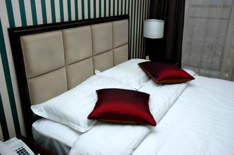 Download Bed room stock image. Image of modern, lodging, motel, nice - 463751